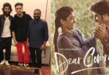 Dear Comrade remake in Bollywood