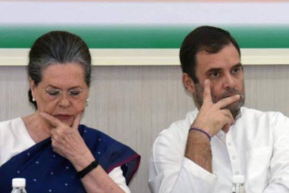 sonia gandhi back in congress leader