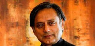 Sashi Tharur arrest warrant