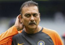 Ravi Shastri as Head Coach