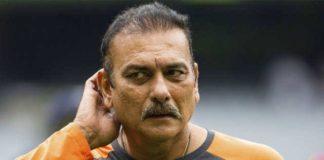 Ravi Shastri as Head Coach