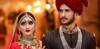 Hassan Ali Marriage