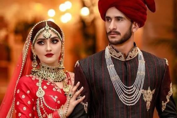 Hassan Ali Marriage