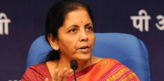 Finance Minister India