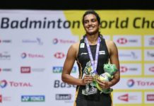 pv sindhu badminton player