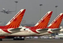air india fuel cut