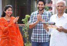 Sai Pallavi and Naga Chaitanya