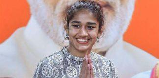 Babita Phogat Joins Bjp