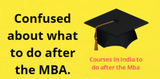 after mba courses