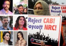 bollywood celebrities against nrc and cab