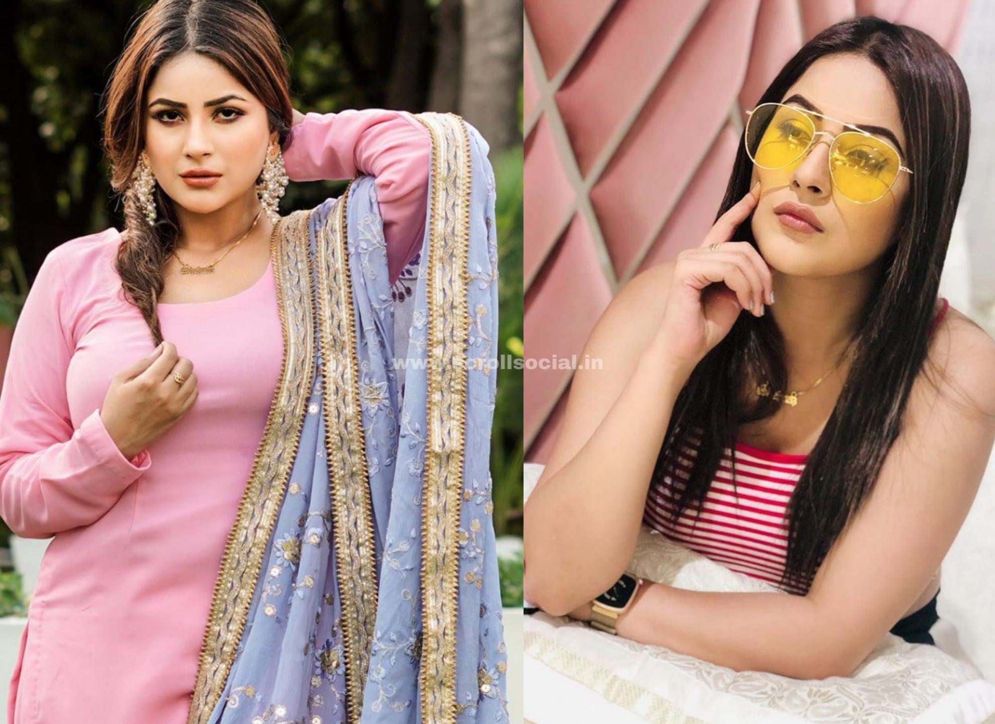 Shehnaaz Kaur Gill Bigg Boss 13 Contestant The Punjabi