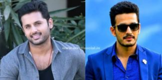 nithin akhil movie