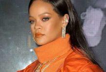 Rihanna Sunday times