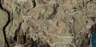 pubg Miramar map update