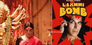 laxxmi bomb Akshay Kumar