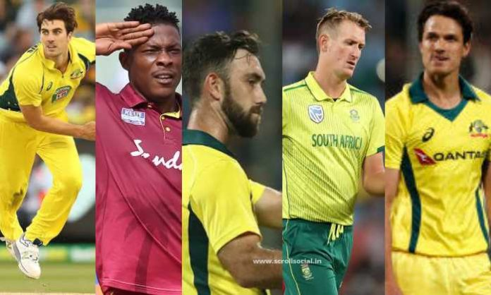 Expensive players IPL 2020