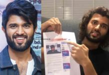 Vijay Devarakonda fake news
