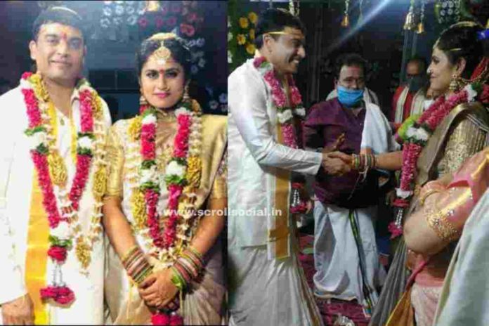 Dil Raju second wife vygha reddy