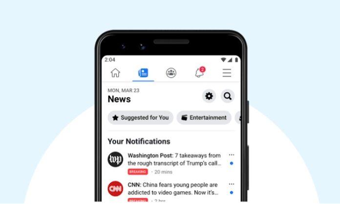 Facebook News in India