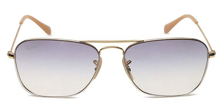 A Tint of Gold Sunglasses