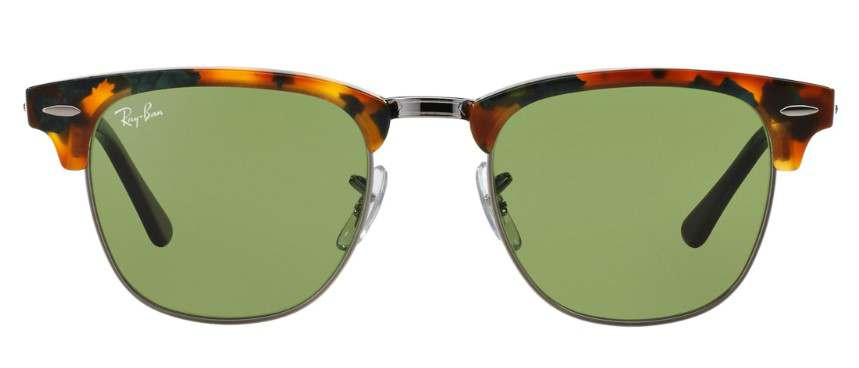 The Tinted Clubmaster Sunglasses