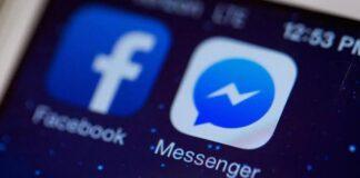 Messenger messages forward upto