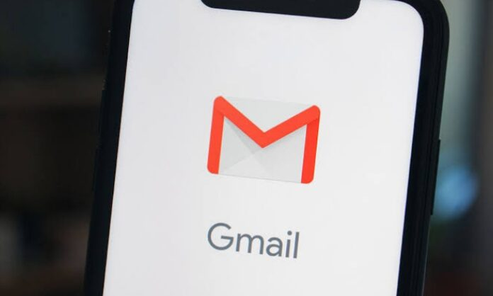 gmail on iOS 14