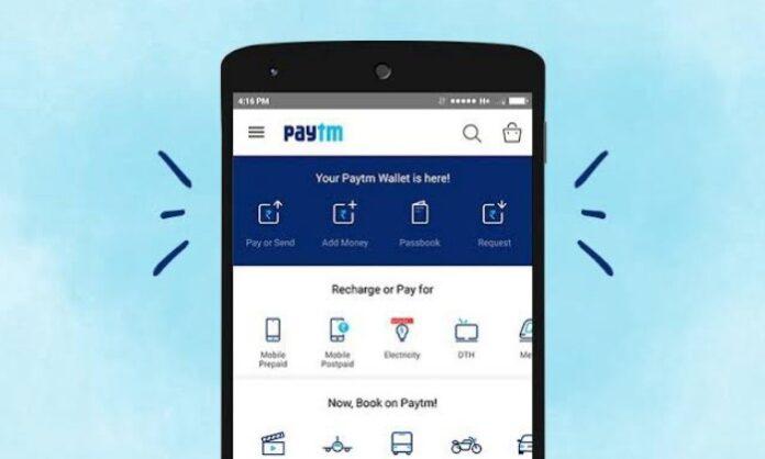 Paytm credit cards