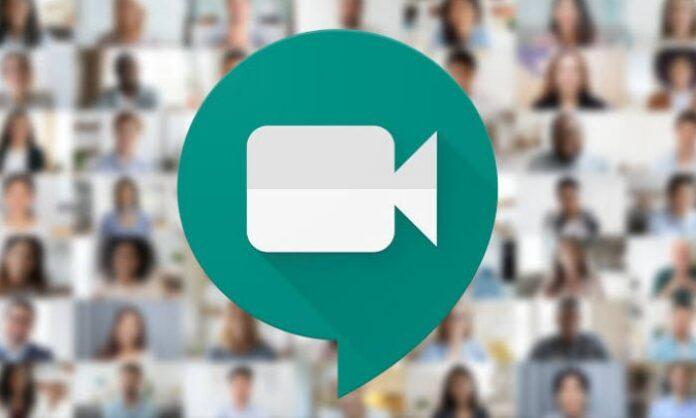 Google Meet video call