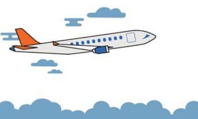Travel Airline Diwali