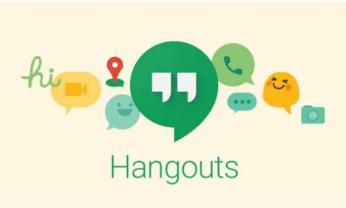 Google hangouts and Google Chat