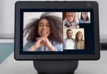 Amazon Echo video calls