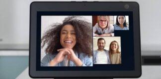 Amazon Echo video calls