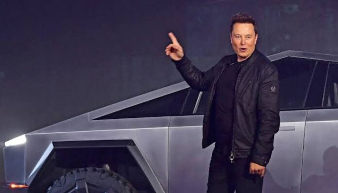 Elon Musk rewards for carbon emission