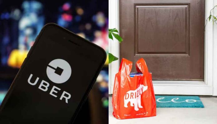uber is buying Drizly
