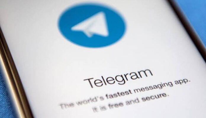 Telegram most installed app on play store