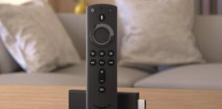 Amazon Fire TV stick devices