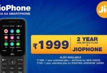 JioPhone 2021 offers