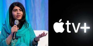 Malala Yousafzai and apple tv+