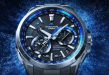 Best Casio Oceanus watches