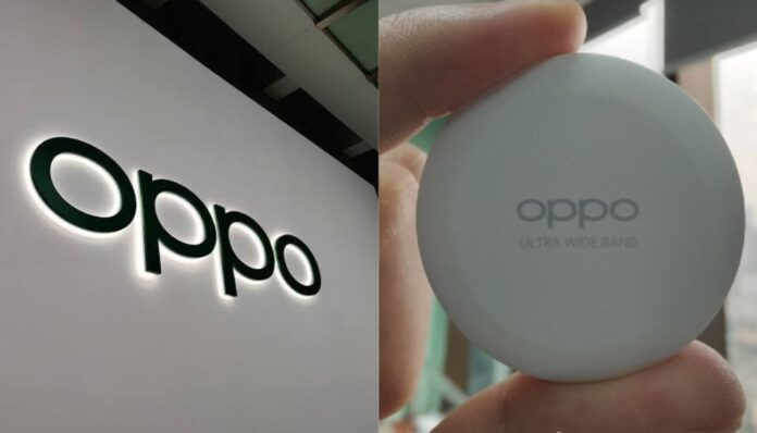 Oppo smart tag tracking