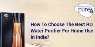 Best RO Water purifier