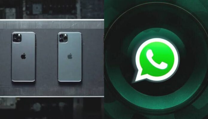 whatsapp iOS new feature disappearing messages