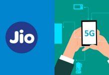 jio phone 5G
