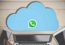 WhatsApp Cloud Storage